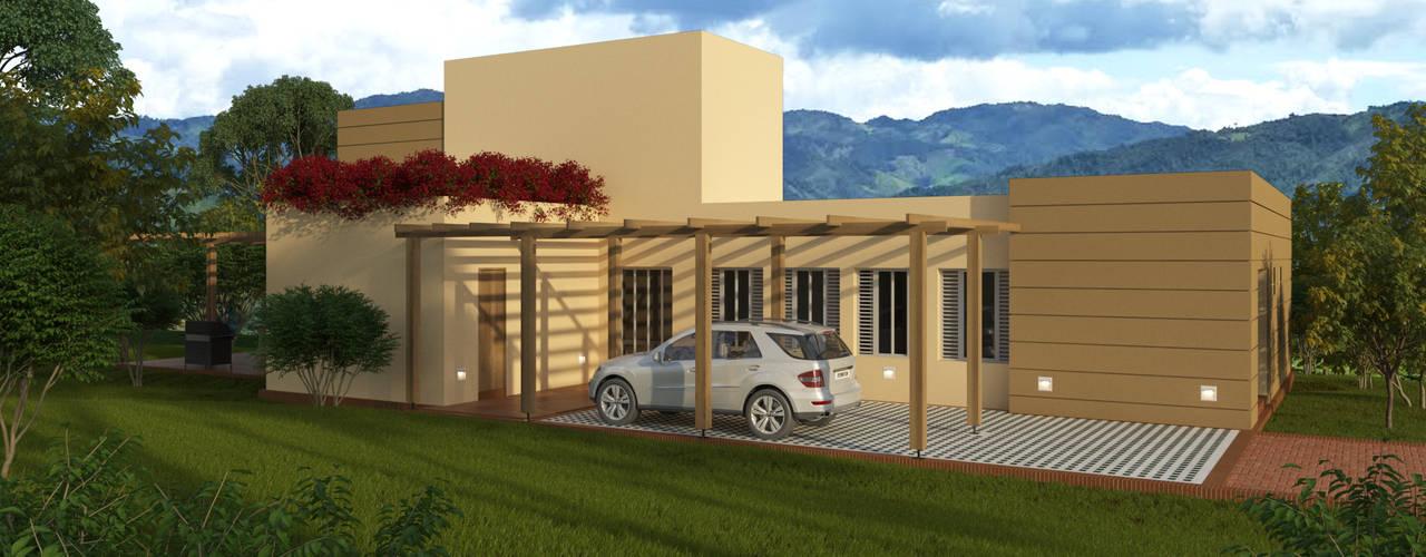 Projekty,   zaprojektowane przez DIARQ diseño arquitectonico SAS