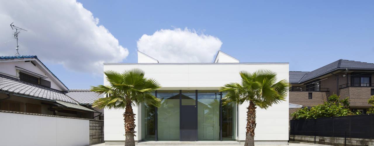 景色を楽しむ家 / View House モダンな 家 の 藤原・室 建築設計事務所 モダン