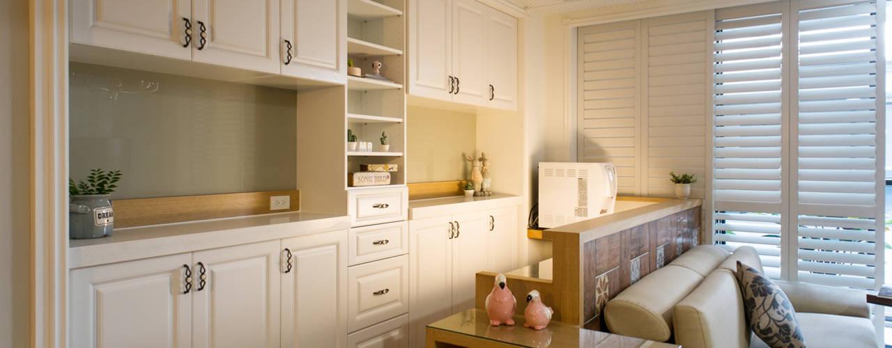 幸福 根據 松泰室內裝修設計工程有限公司 鄉村風