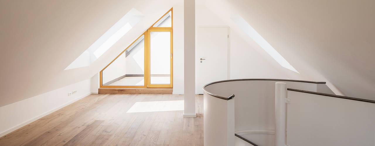 Stadt Land Bach Sehw Architektur Moderne Wohnzimmer