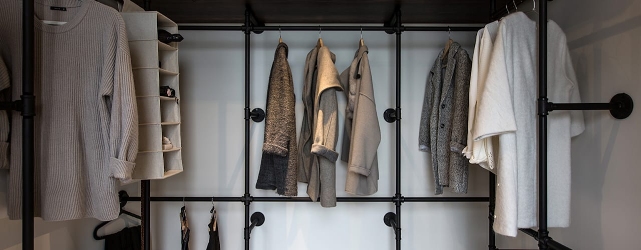 生活軌跡 詩賦室內設計 更衣室