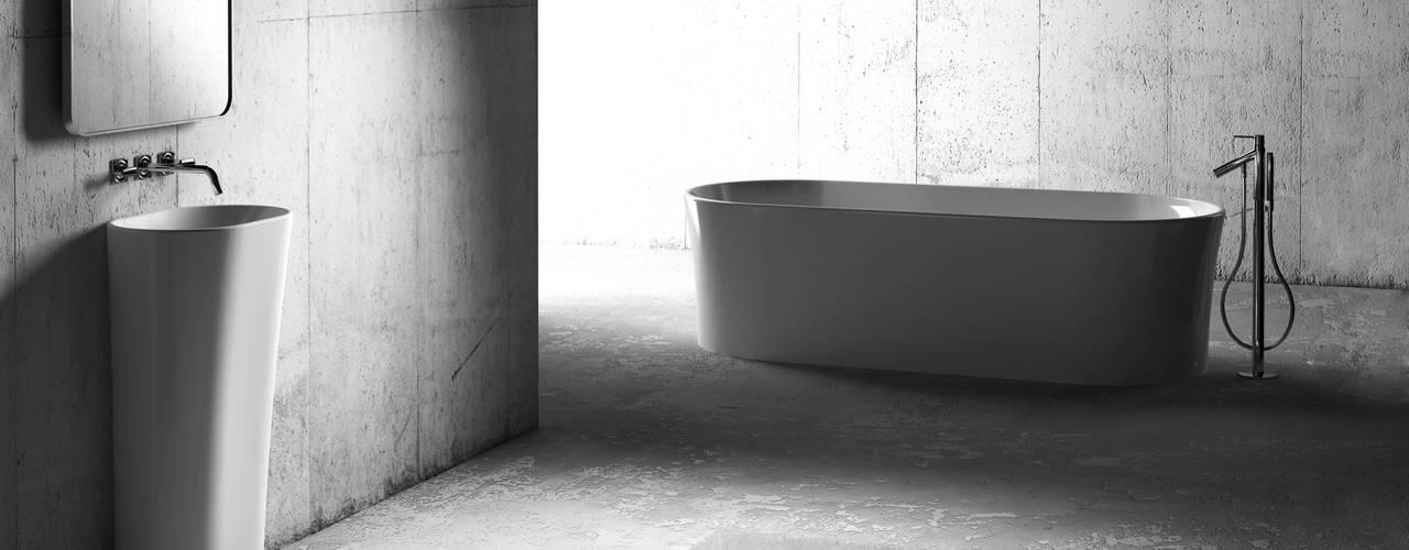 Lyra:  Badezimmer von ZICCO GmbH - Waschbecken und Badewannen in Blankenfelde-Mahlow