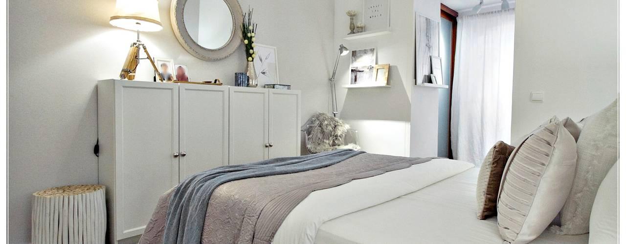 RG Home Stylist Mediterranean style bedroom