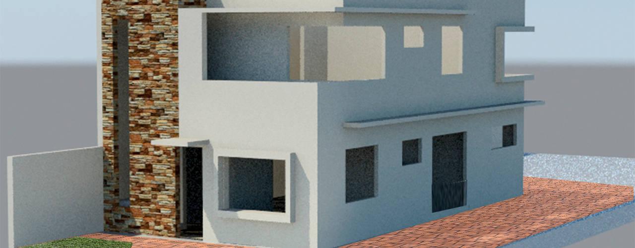 Ampliación y Remodelación de Casa Fleming en Santiago por MSGARQ MSGARQ