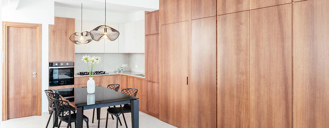 Casa ESSE di manuarino architettura design comunicazione Minimalista