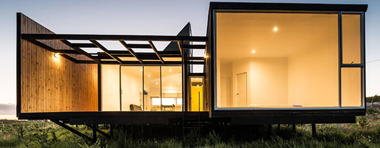 Casa en el Alto Casas estilo moderno: ideas, arquitectura e imágenes de mutarestudio Arquitectura Moderno