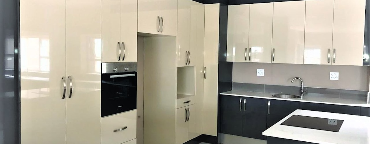 5 Reasons Why You Should Choose High Gloss Kitchen Cabinets Homify