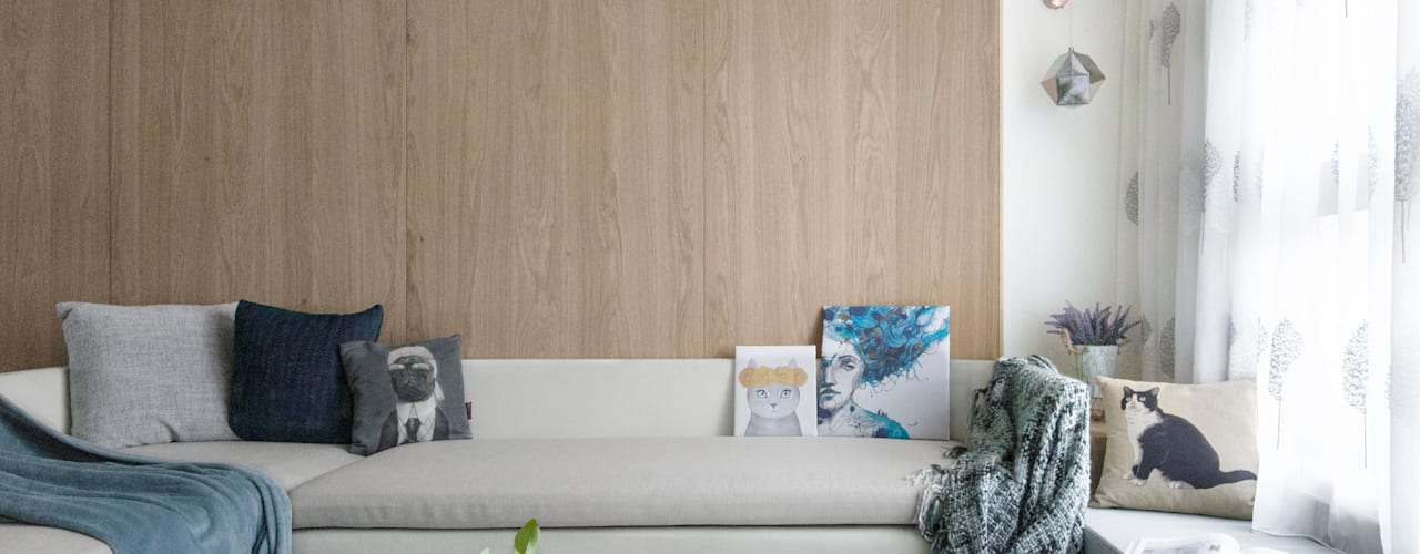 Modern style bedroom by 芮晟設計事務所 Modern