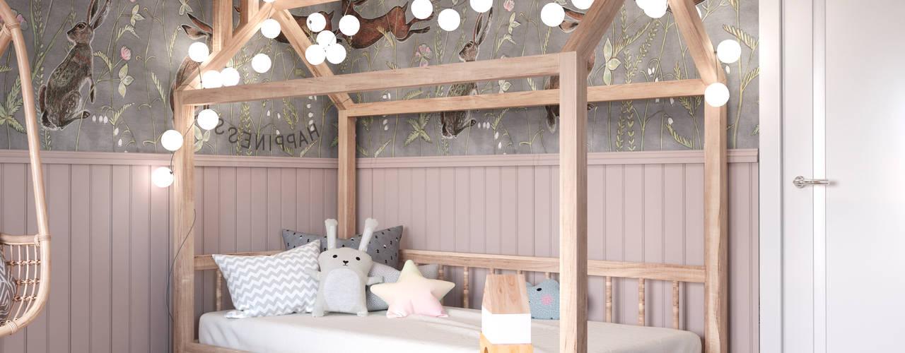 Habitaciones juveniles de estilo  por Style Home
