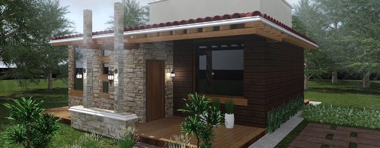 Casa de Campo HC Arquitecto Casas modernas
