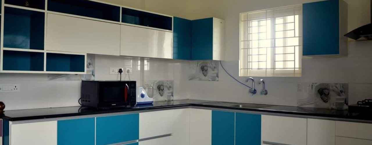 Kitchen And Home Interiors By Interior Designers In Bangalore