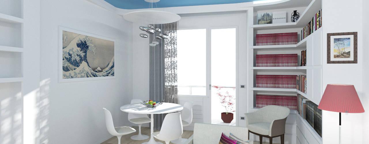 Progettazione Appartamento Moderno di 80 mq a Bologna