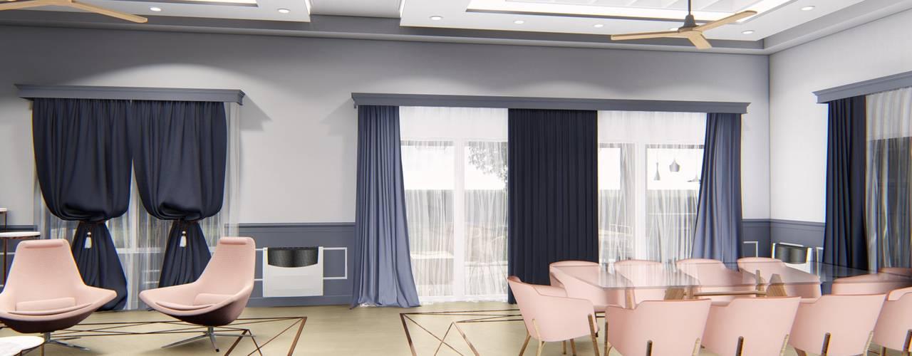 Klassische Esszimmer von Triad Group Klassisch