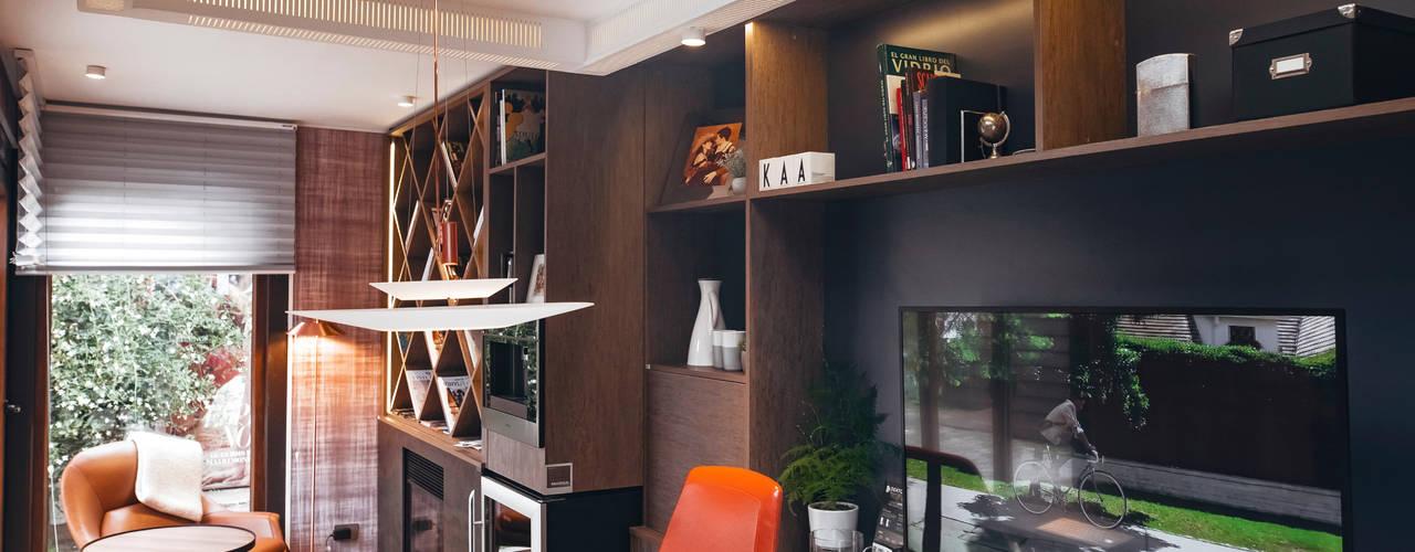 Ruang Kerja oleh Kaa Interior | Arquitectura de Interior | Santiago, Modern