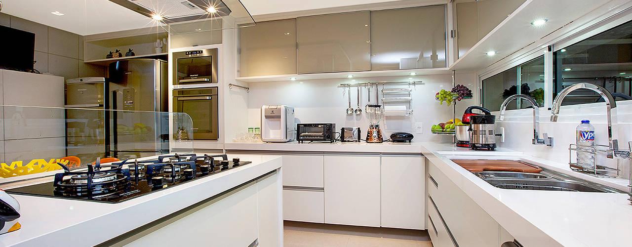 Apartamento Cond. Maison Isabel por RI Arquitetura Moderno