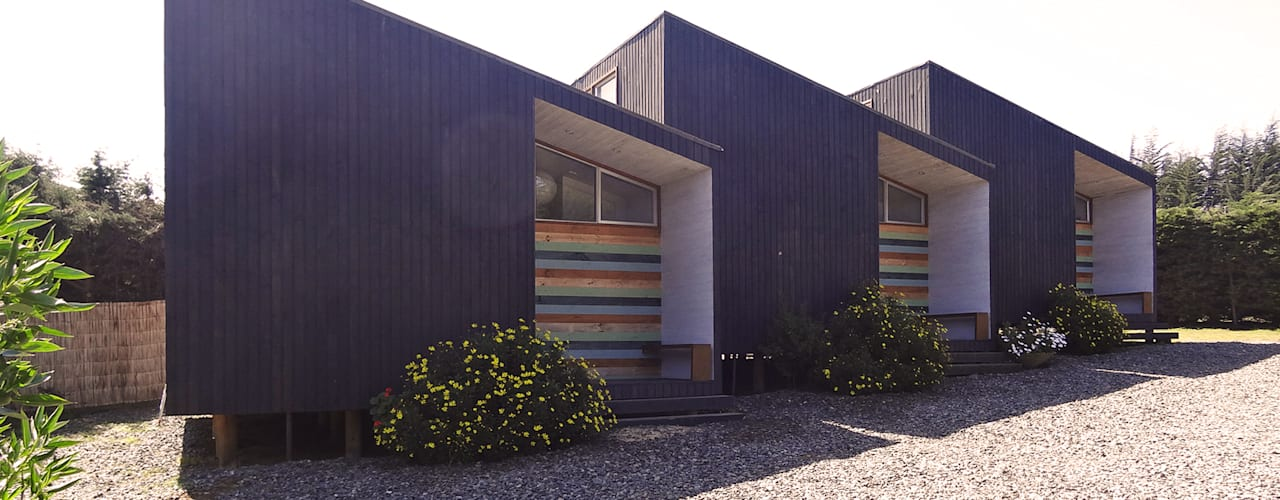 por m2 estudio arquitectos - Santiago Escandinavo