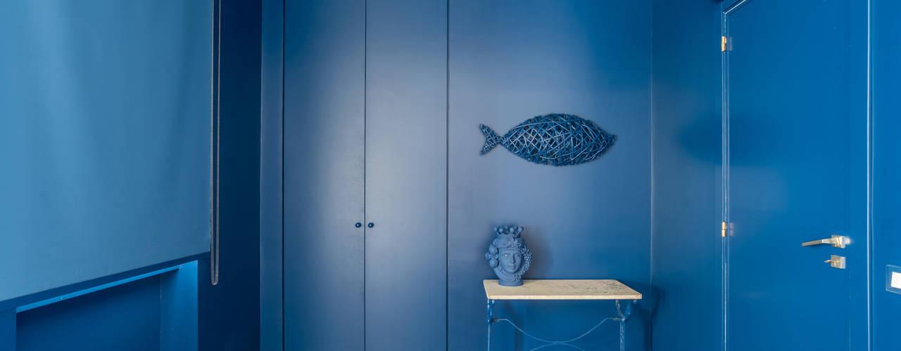 Mediterranean style bedroom by Giuseppe Iacono Architetto Mediterranean