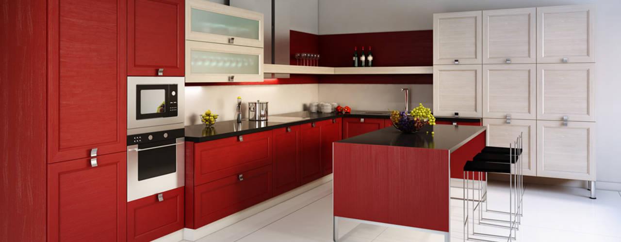 cocinas de Diseño & Estilo Moderno