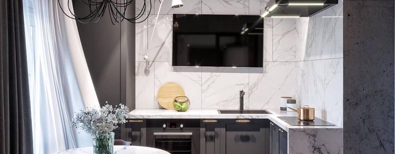Dapur by IN MY BOX | дизайн интерьера | Екатеринбург