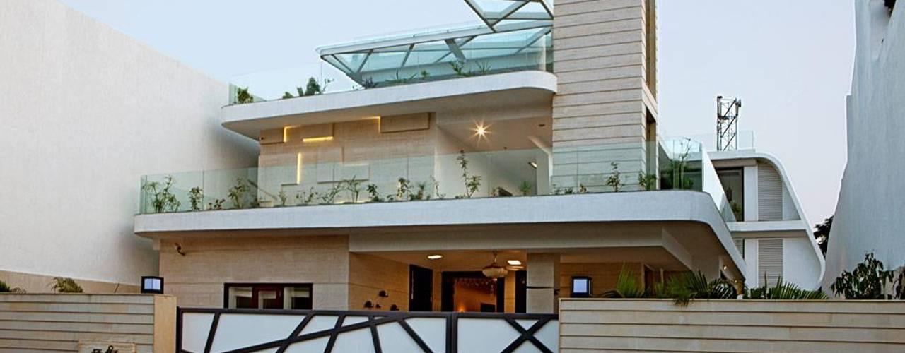 Interior Residence Design Modern houses by Innerspace Modern