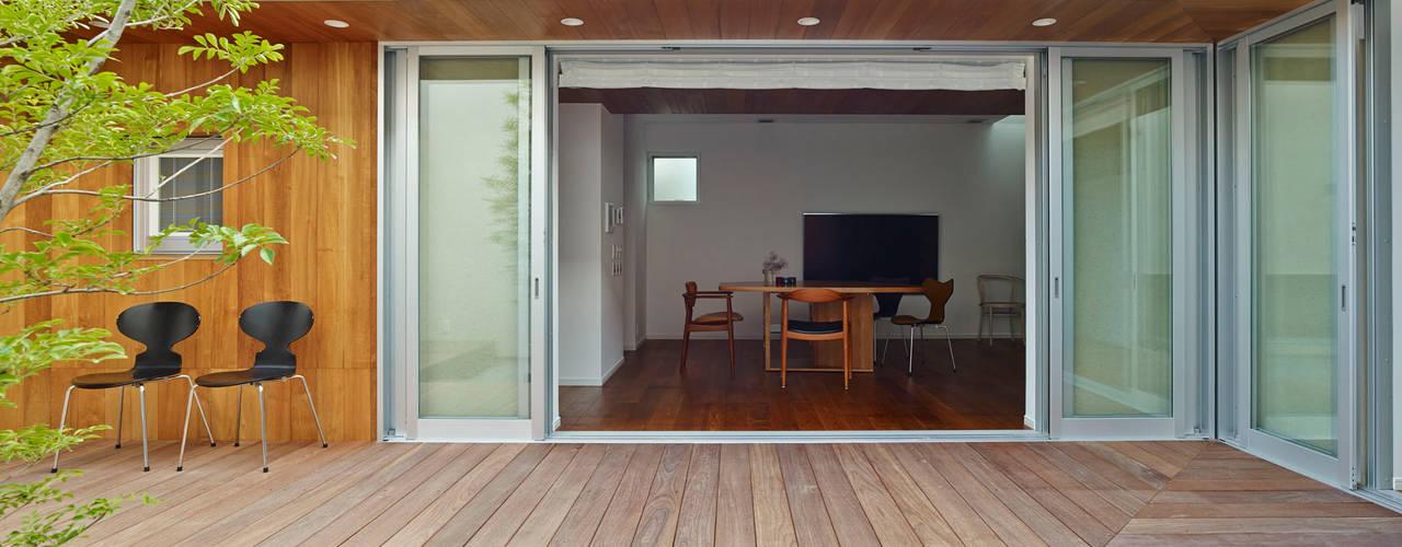 house ASA 有限会社スマイルスタジオ/sMile sTudio 北欧風 庭