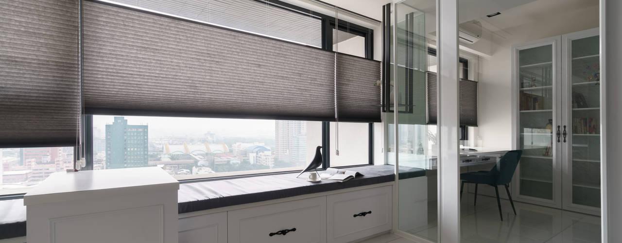 Moderne Arbeitszimmer von Moooi Design 驀翊設計 Modern