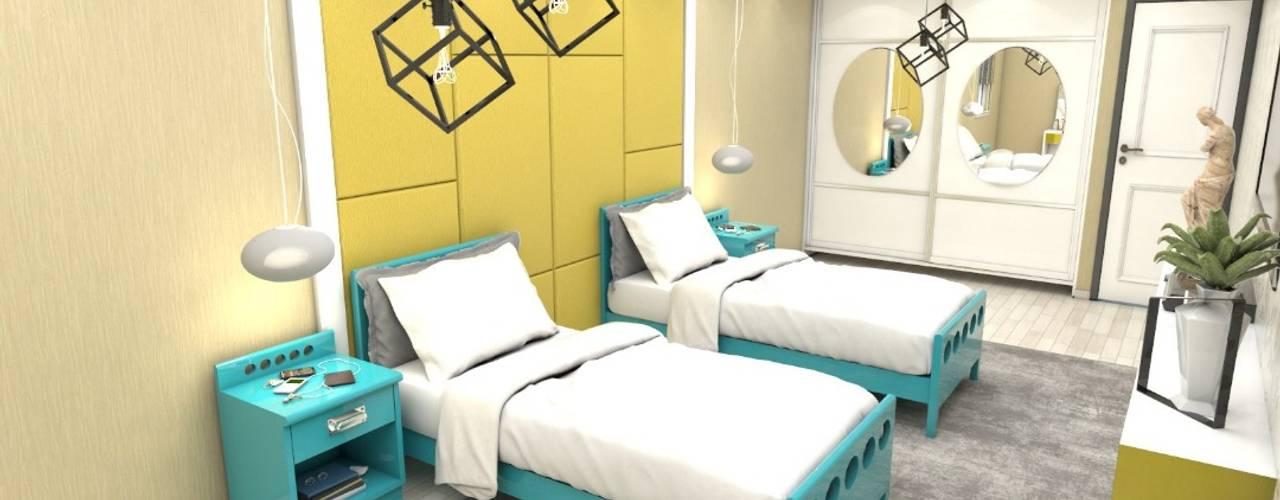 kübra meltem doğan – hepsivilla.com:  tarz Yatak Odası