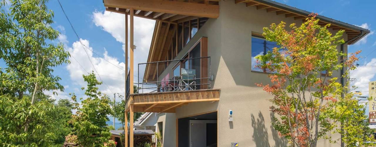 小布施雁田の家: 伊東亮一建築設計事務所が手掛けた家です。