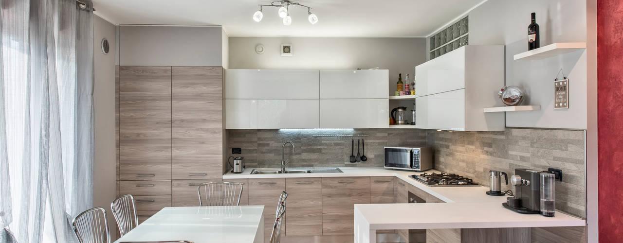 Cucina moderna: Cucina in stile  di Fab Arredamenti su Misura