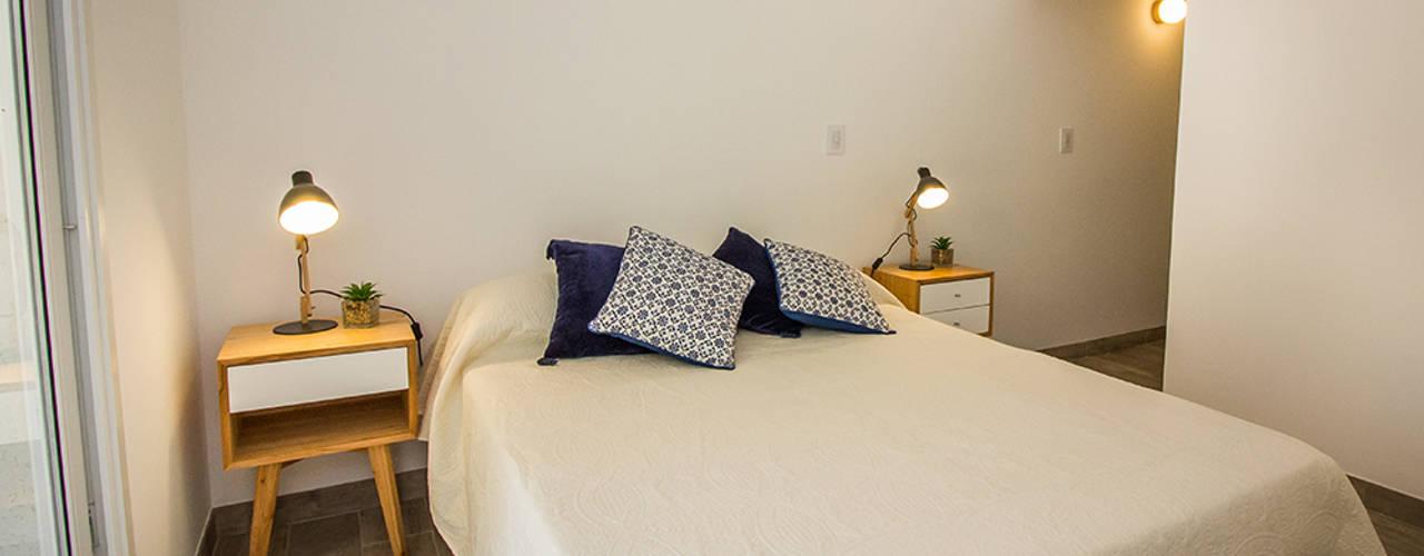 Dormitorios de estilo moderno de JOM HOUSES Moderno
