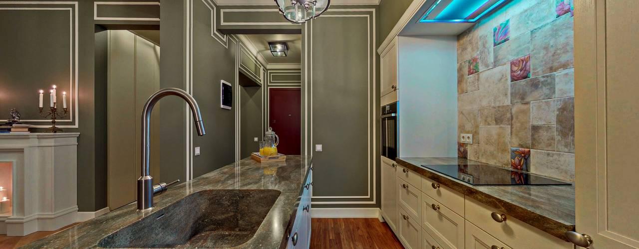 Eli's Home:  tarz Ankastre mutfaklar