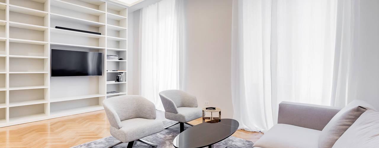 ristrutturazione casa in stile minimalista a roma