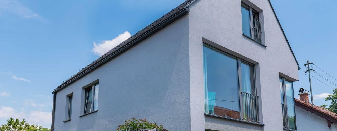 EFH in Weilheim WSM ARCHITEKTEN Moderne Häuser