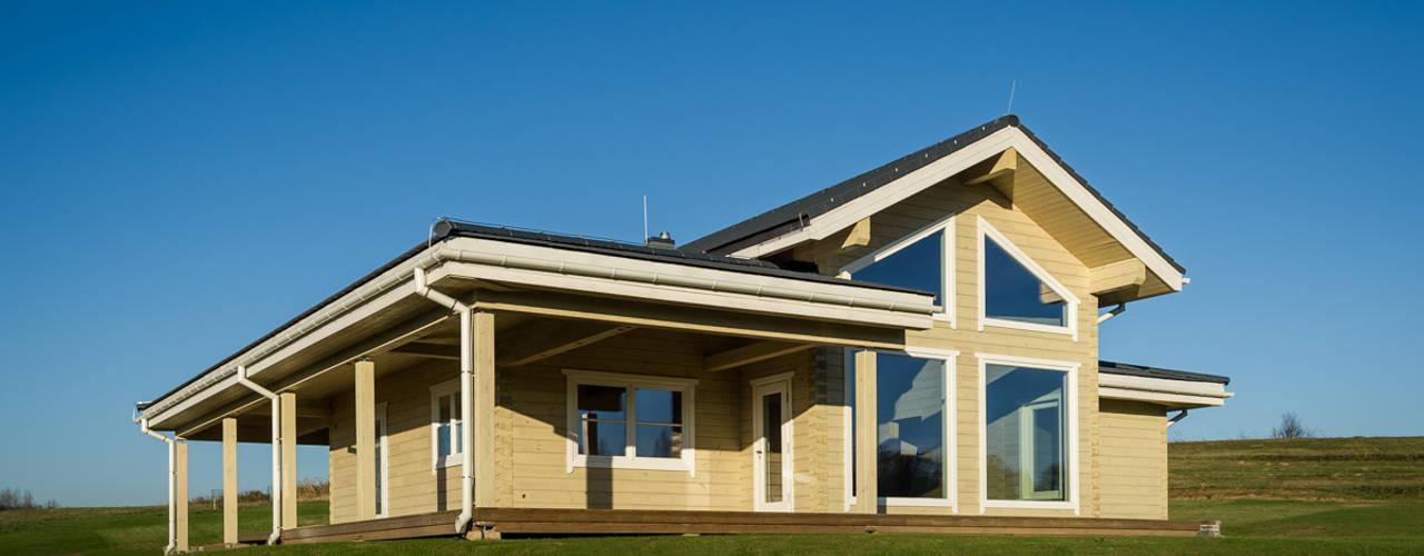 Beliebt Das wunderschöne Blockhaus Bodensee ist ein wahres Raumwunder OG04