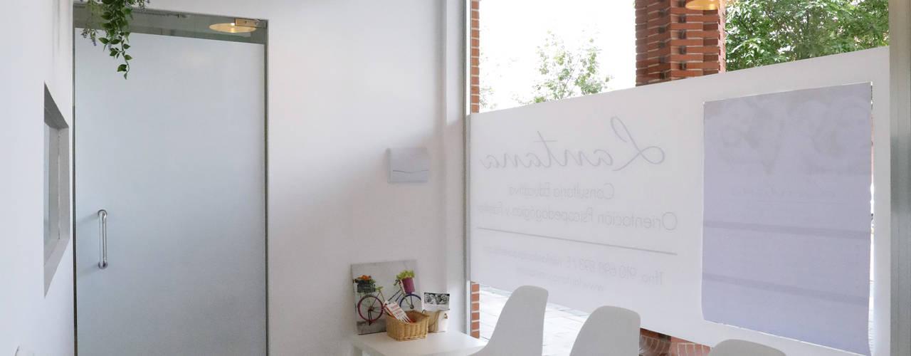 Diseño e interiorismo de una consultoría en Madrid