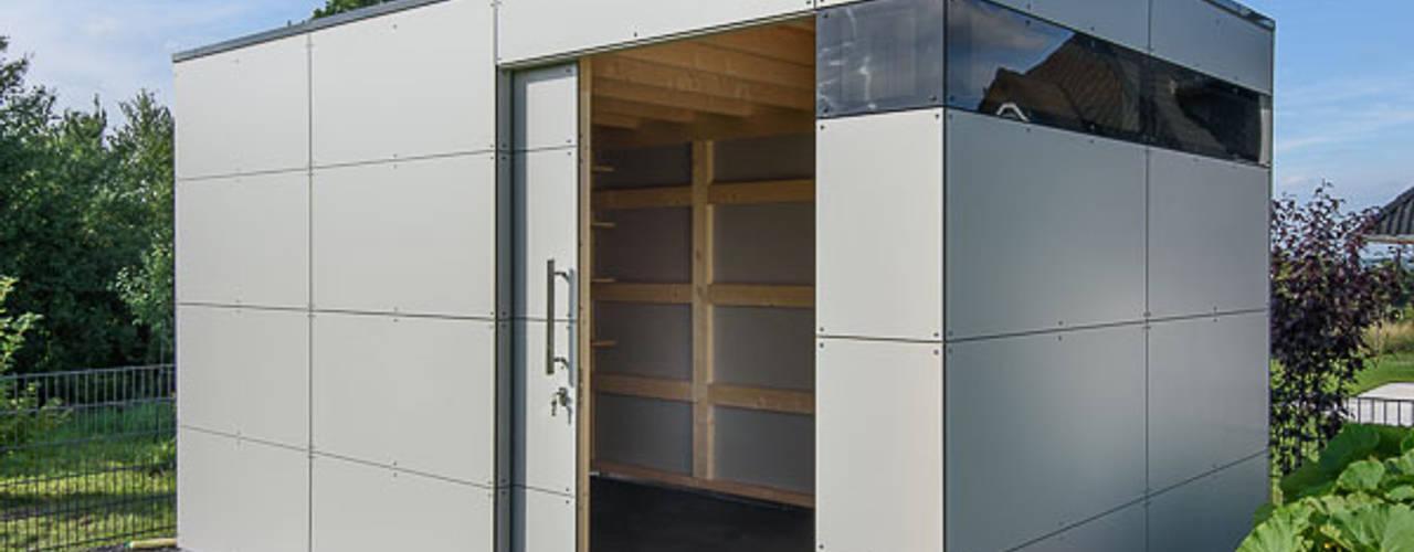 Design Gartenhaus @gart drei nach Maß in 53359 Rheinbach:   von design@garten - Alfred Hart -  Design Gartenhaus und Balkonschraenke aus Augsburg,