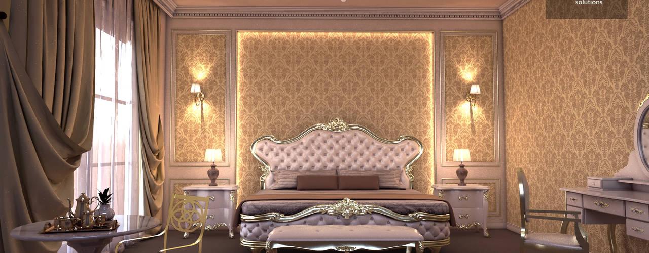 Classic Bedroom von MSolutions