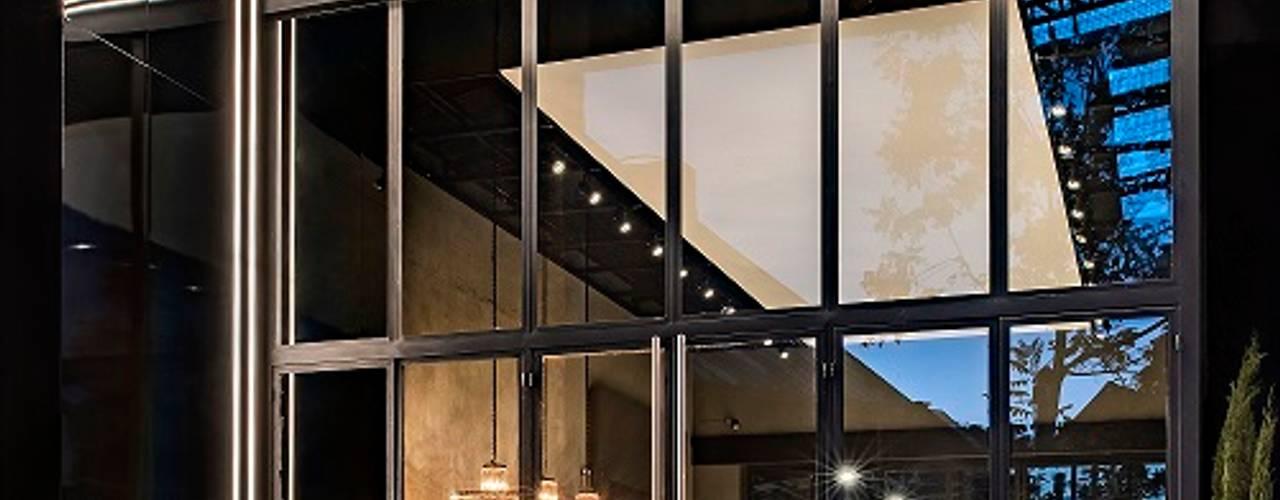 Projeto de Interiores Comercial | Casa de Festas na Serra Gaúcha: Locais de eventos  por BG arquitetura | Projetos Comerciais