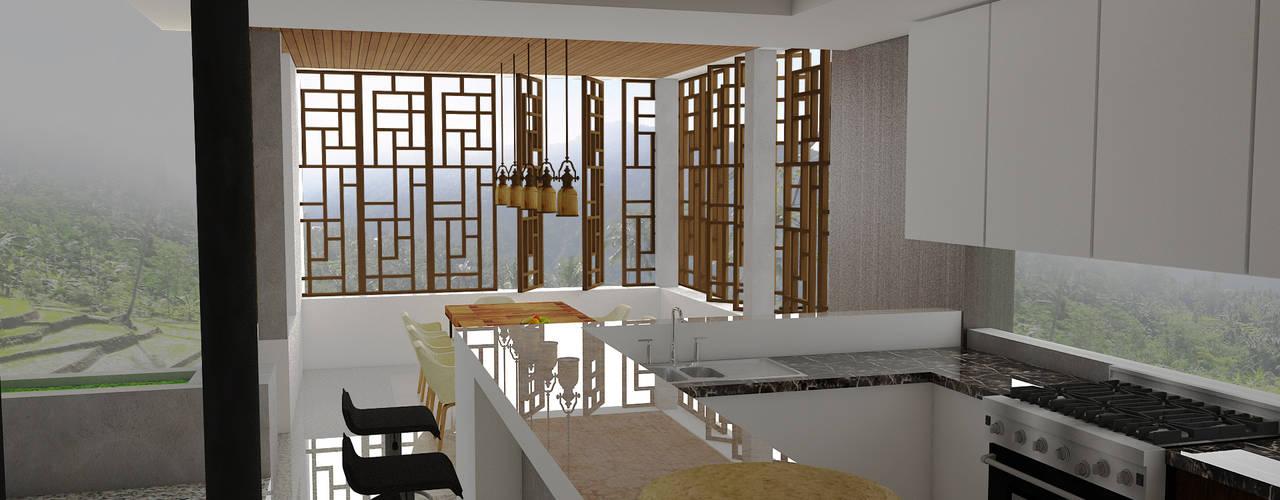Villa Pandaan :   by Tigha Atelier
