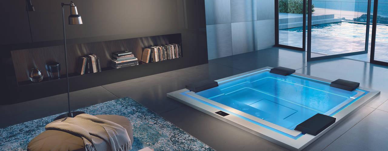 Traumhafter Luxus Whirlpool Fur Drinnen Draussen