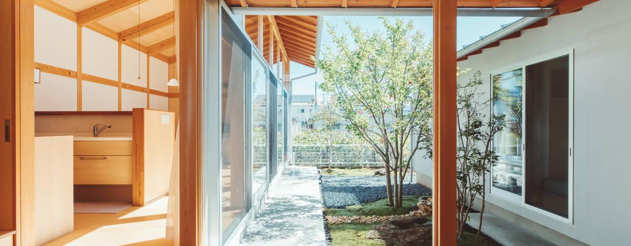 窗戶 by 稲山貴則 建築設計事務所