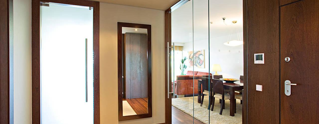 Dormitorios de estilo moderno de Barbot Moderno