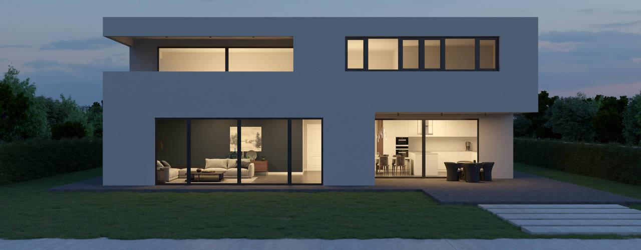Dündar Design - Mimari Görselleştirme의  주방