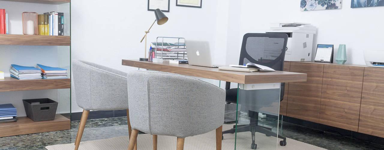 Muebles de despacho modernos en valencia for Muebles para despacho