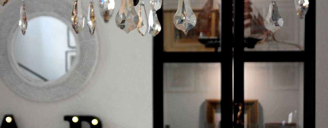Interior Design Studio in Vienna:  Geschäftsräume & Stores von Anastasia Reicher Interior Design & Decoration in Wien