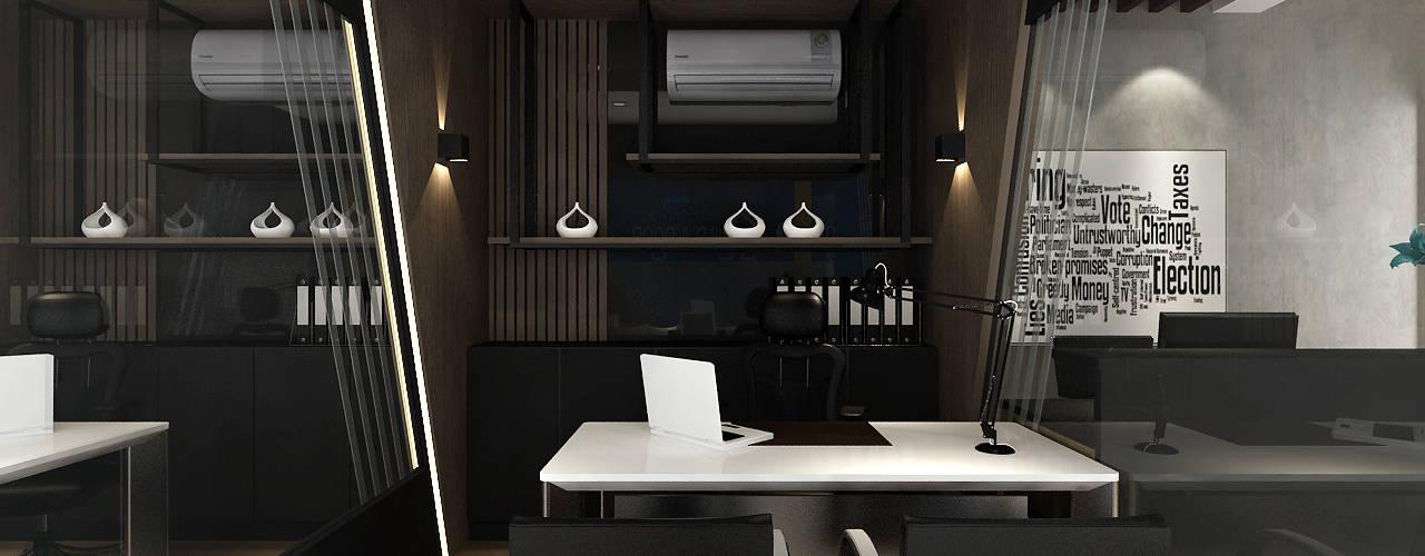 Office C180 by Norm designhaus Modern