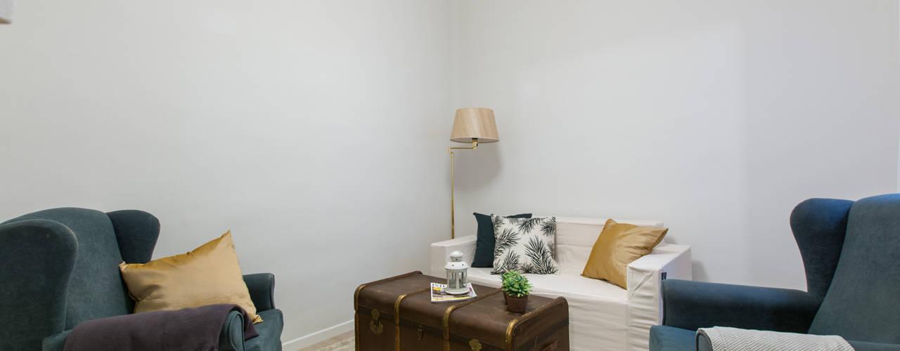 Home staging para venta de piso en Madrid CASA IMAGEN