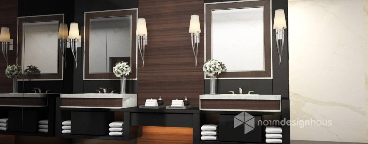 Norm designhaus Modern bathroom