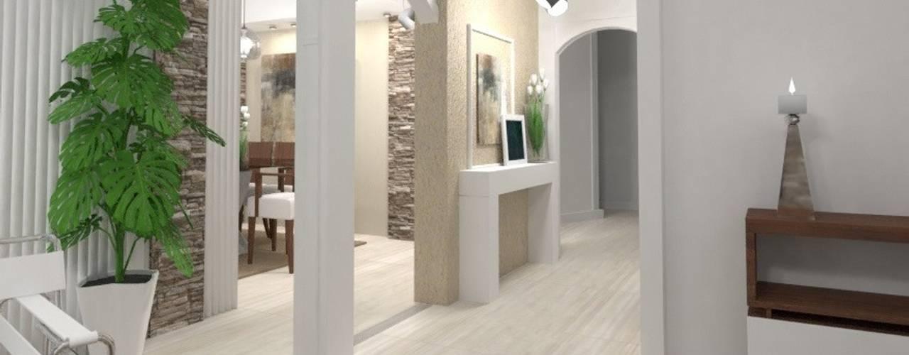 Arquimundo 3g - Diseño de Interiores - Ciudad de Buenos Aires:  tarz Koridor ve Hol