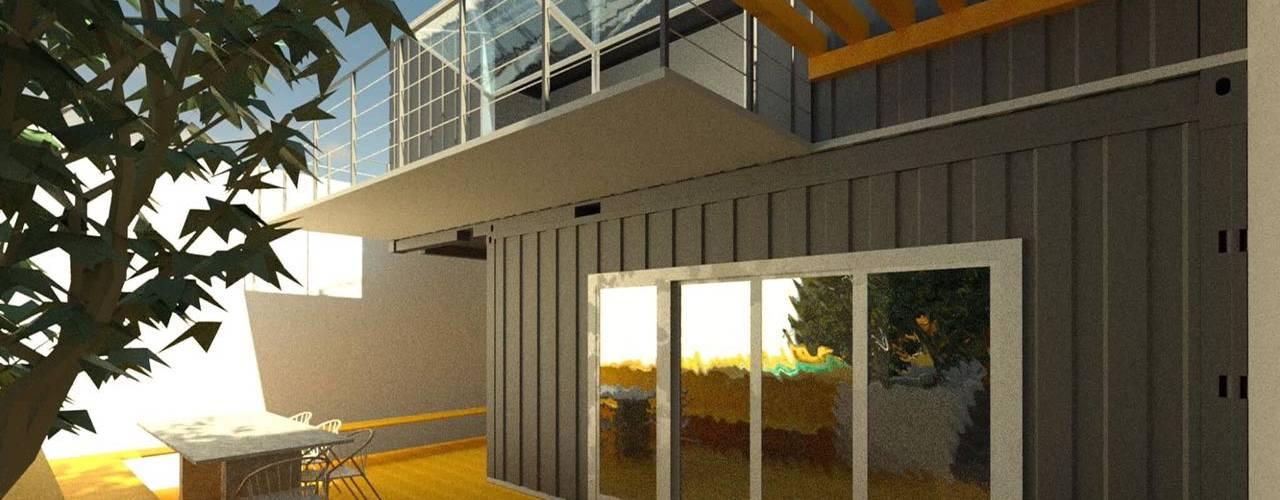 Oria Arquitetura & Construções Endüstriyel